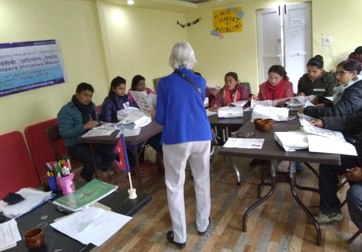 Bhupi-Daisy-teachers-workshop