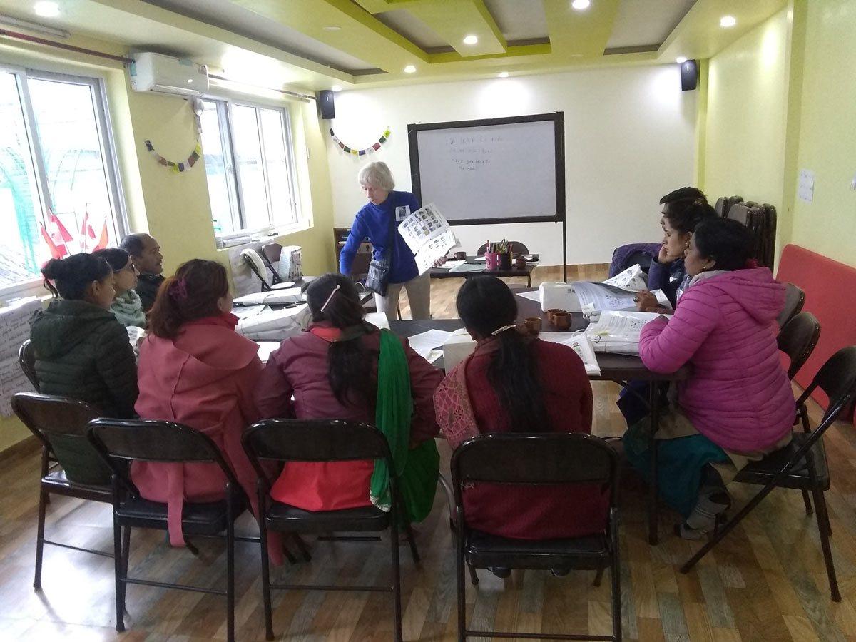 Bhupi-teachers-Daisy
