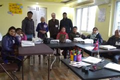 Bhupi-Laxmi-teachers-workshop