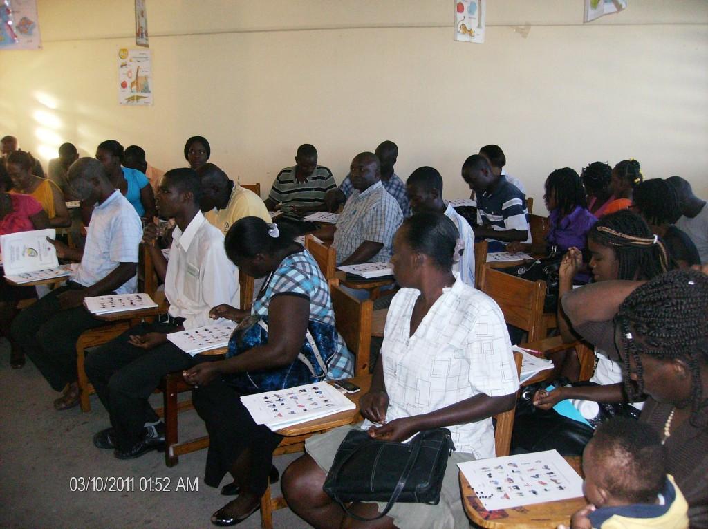 LEWL in Haiti