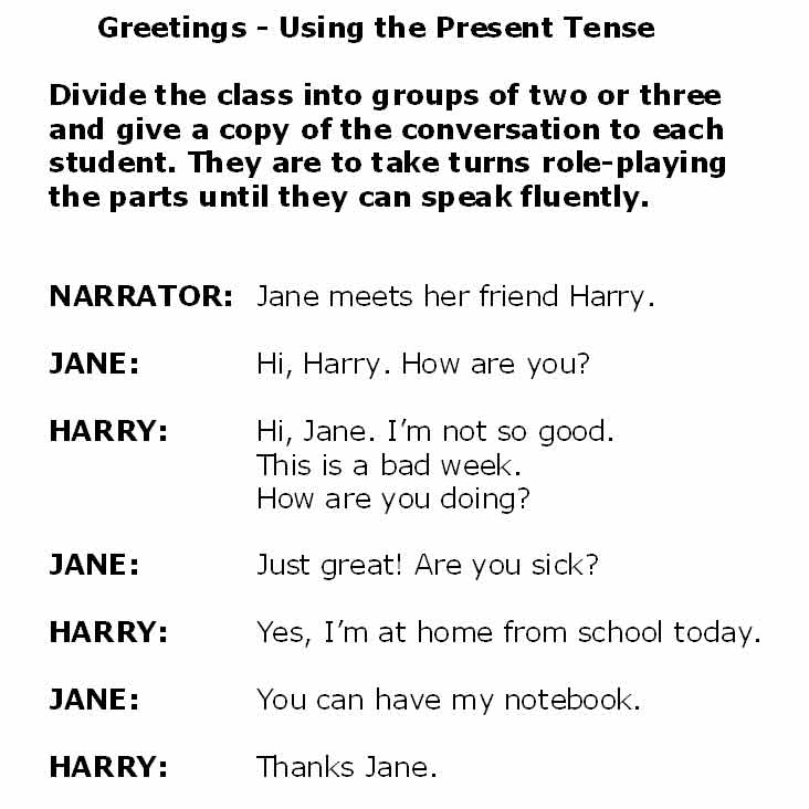 Suggested Activities And Roleplays For Teaching Verb Tenses. Worksheet. Consistent Verb Tense Worksheet At Clickcart.co
