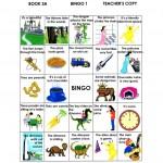 ESL Bingo Games!