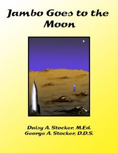 Jambo goes to the moon storybook