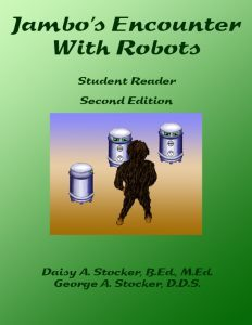 Jambo's Encounter with Robots Storybook