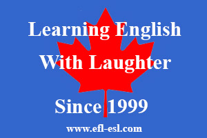 Learning English with Laughter